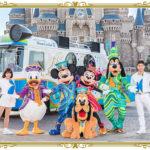 """地方でも楽しめるチャンス:東京ディズニーリゾート35周年 """"Happiest Celebration!"""""""