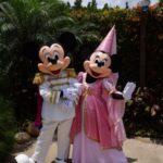 ミッキーとミニーの特別なペアグリ!:香港「ディズニー・スター・パス」