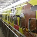 ミッキー新幹線、一番列車に乗ってきました、ワクワクをありがとうございます