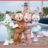 ダッフィー&フレンズの実写グッズ登場:Duffy's Friendship Journey