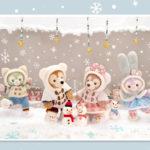 ダッフィーのウィンターホリデー&クリスマス:グッズ、メニューなどまとめ