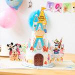 お家でディズニーいっぱいに誕生日お祝いセット:ディズニーバースデー@ホームが登場